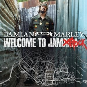 damian marley welcome to jamrock reggae cd